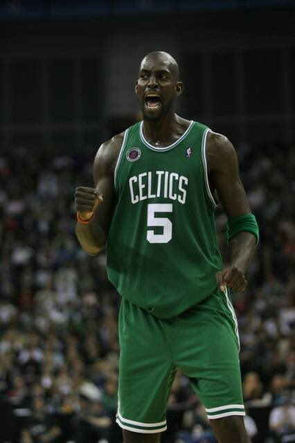 Intensity  Passion GRIT Happy Birthday Mr. Kevin Garnett!!