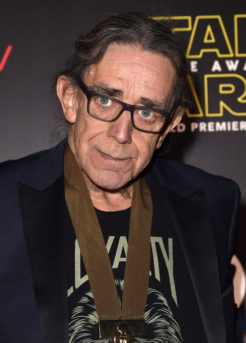 Happy Birthday Peter Mayhew