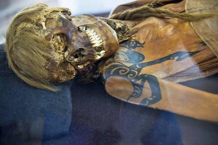 Изготовление мумии