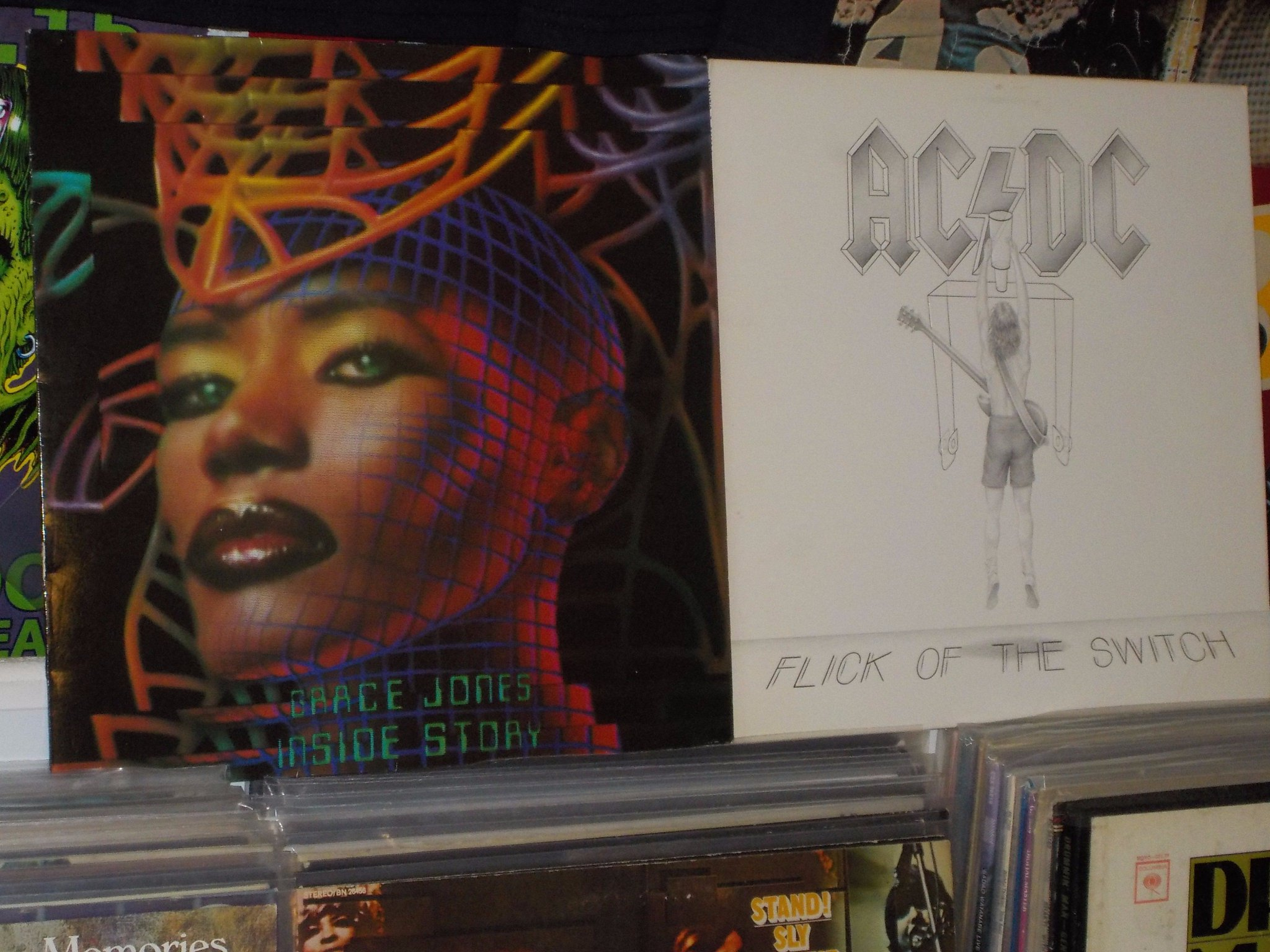 Happy Birthday to Grace Jones & Phil Rudd of AC/DC