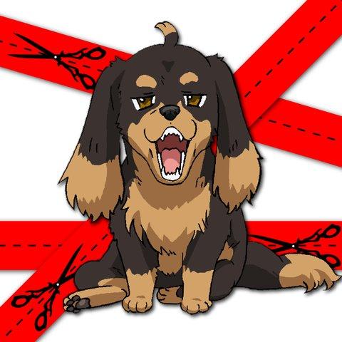NaNじぇい : 【朗報】ついに今夜、犬ハサ二期発表か?   #犬ハサ #更伊俊介