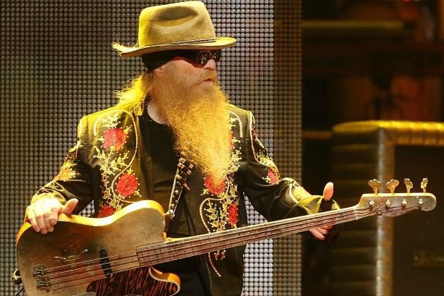 Also Happy Birthday to Dusty Hill of ZZ Top. Pretty Sharp Dressed Man!