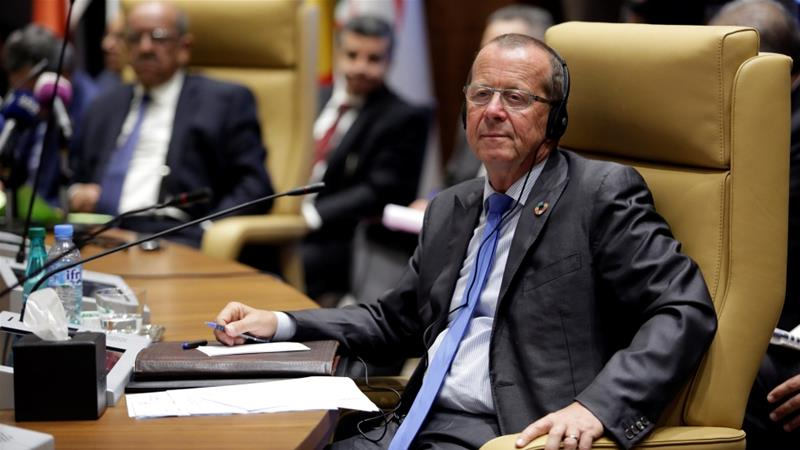 UN envoy criticises deadly attack in Libya's south