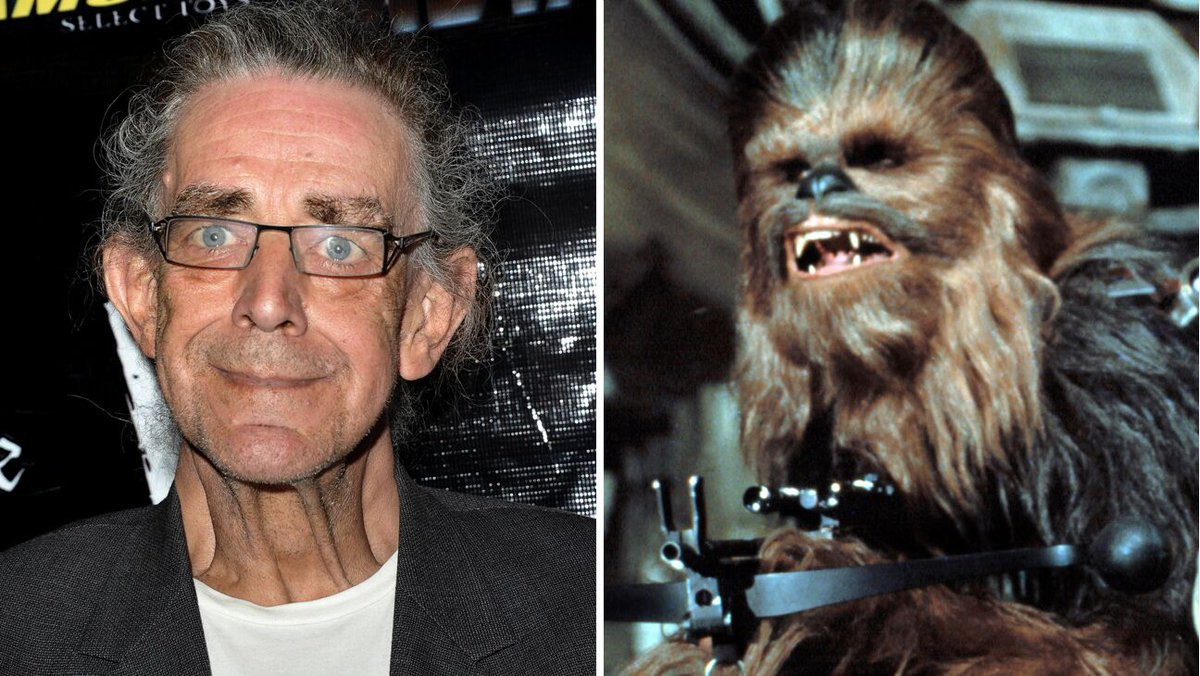 Happy Birthday to the most feared Wookie in the universe Peter Mayhew 73 today
