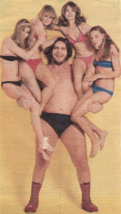 Happy Birthday, Andre the Giant