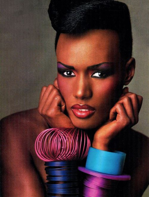 HAPPY BIRTHDAY to Grace Jones
