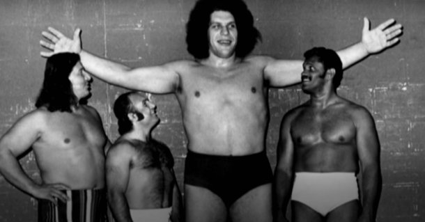 Happy Birthday to the late, great Andre the Giant.