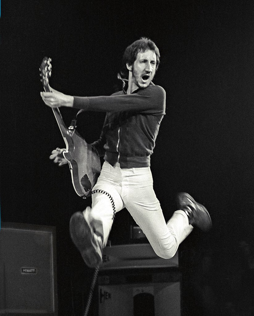Happy Birthday, Pete Townshend