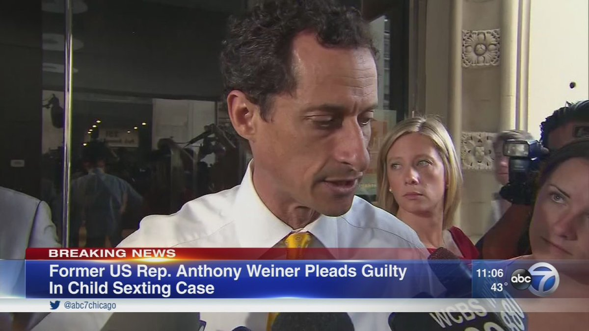 Huma Abedin files for divorce from former US Rep. Anthony Weiner