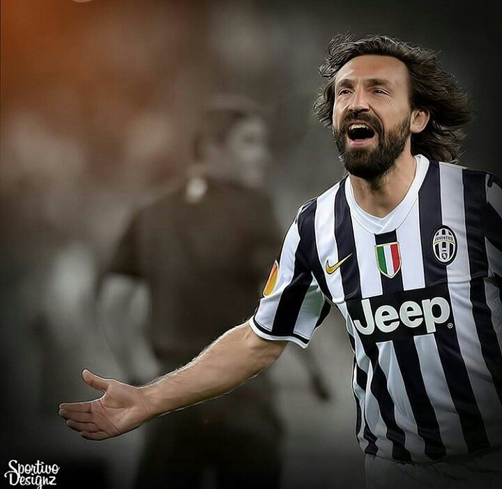 Happy birthday Pirlo    one of the best midfielders in history.. the architecture of football..