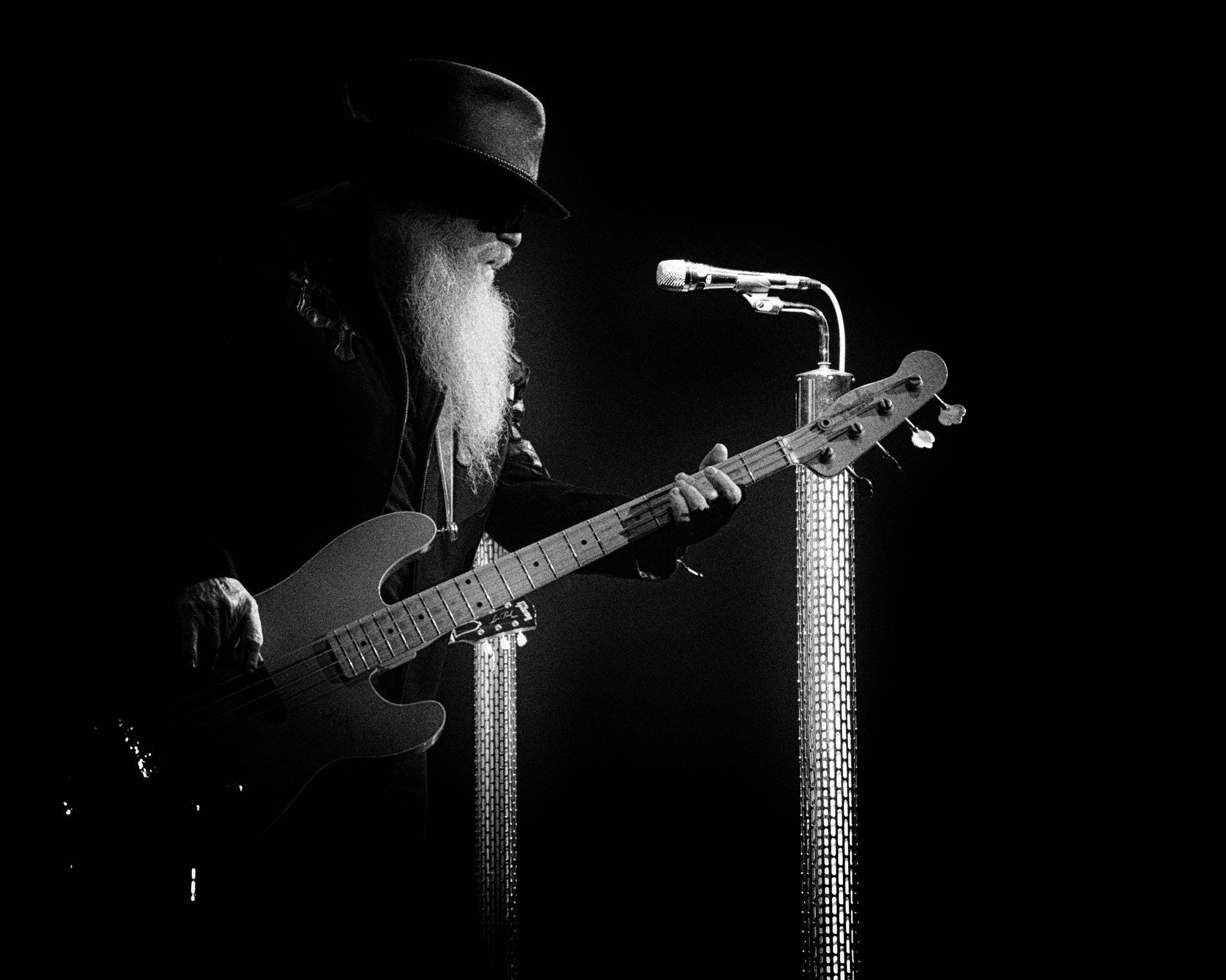 Happy birthday to one of our very own, Dusty Hill!