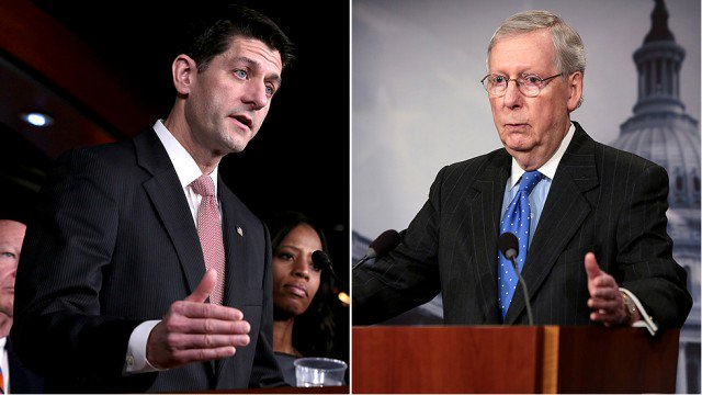 'Will McConnell and Ryan put party over country in defense of Trump?' https://t.co/SO49u8atPB https://t.co/F0waXQYzea