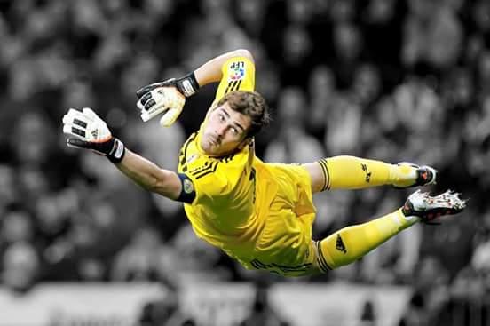 Happy Birthday, our legend Saint Iker Casillas.