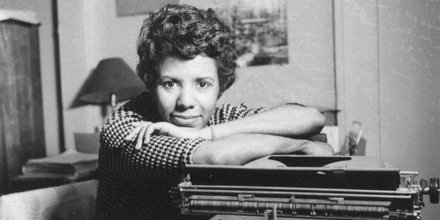 Happy birthday to A RAISIN IN THE SUN playwright Lorraine Hansberry, who would have been 87 today.