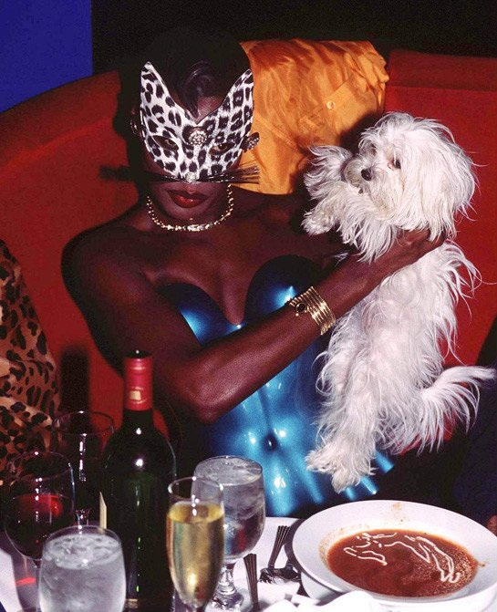 Happy birthday to the always fierce Grace Jones!