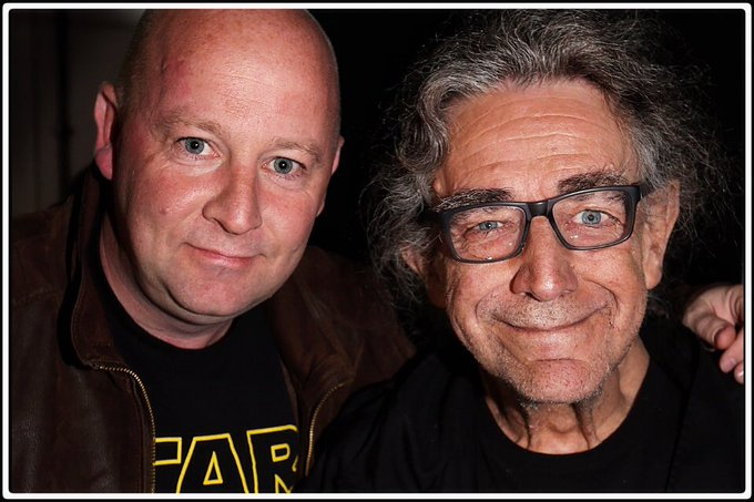 Happy 73rd Birthday Wishes to the Great Peter Mayhew!