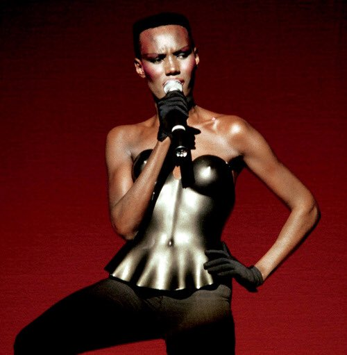 Happy 69th birthday Grace Jones