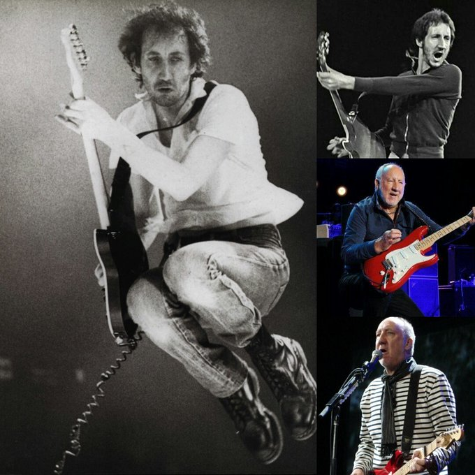Happy Birthday Mr. Pete Townshend