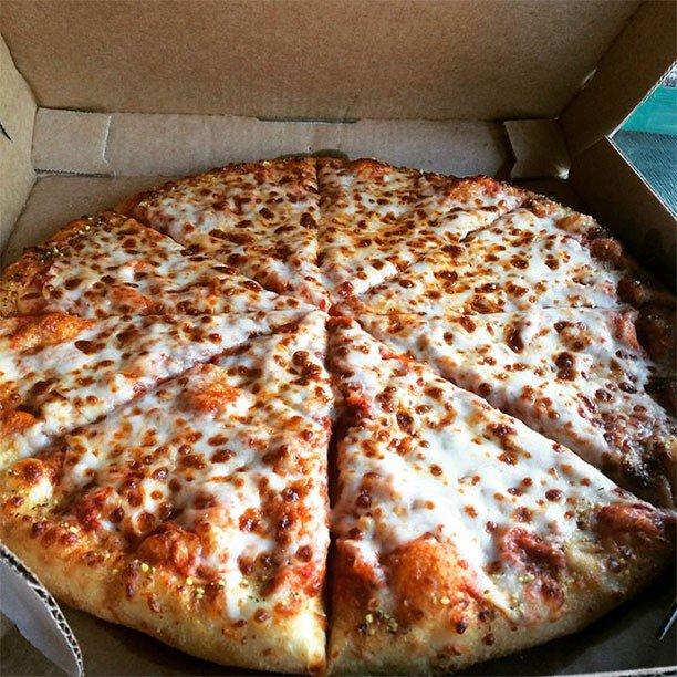 #NationalPizzaPartyDay