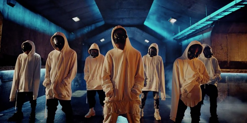 iKON turn into masked rebels in 'Bling Bling' MV teaser! https://t.co/y2aENNyR4L https://t.co/5xyeGDSh12