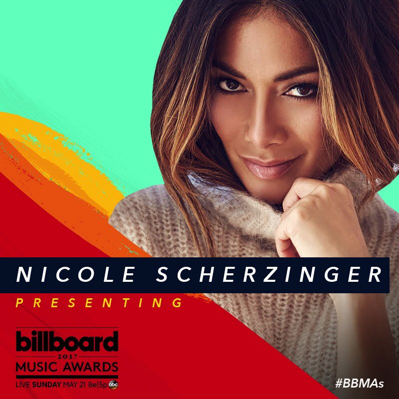 So excited to be presenting at the @BBMAs this weekend in Vegas! See you there! ???? https://t.co/YV5yLESIZZ