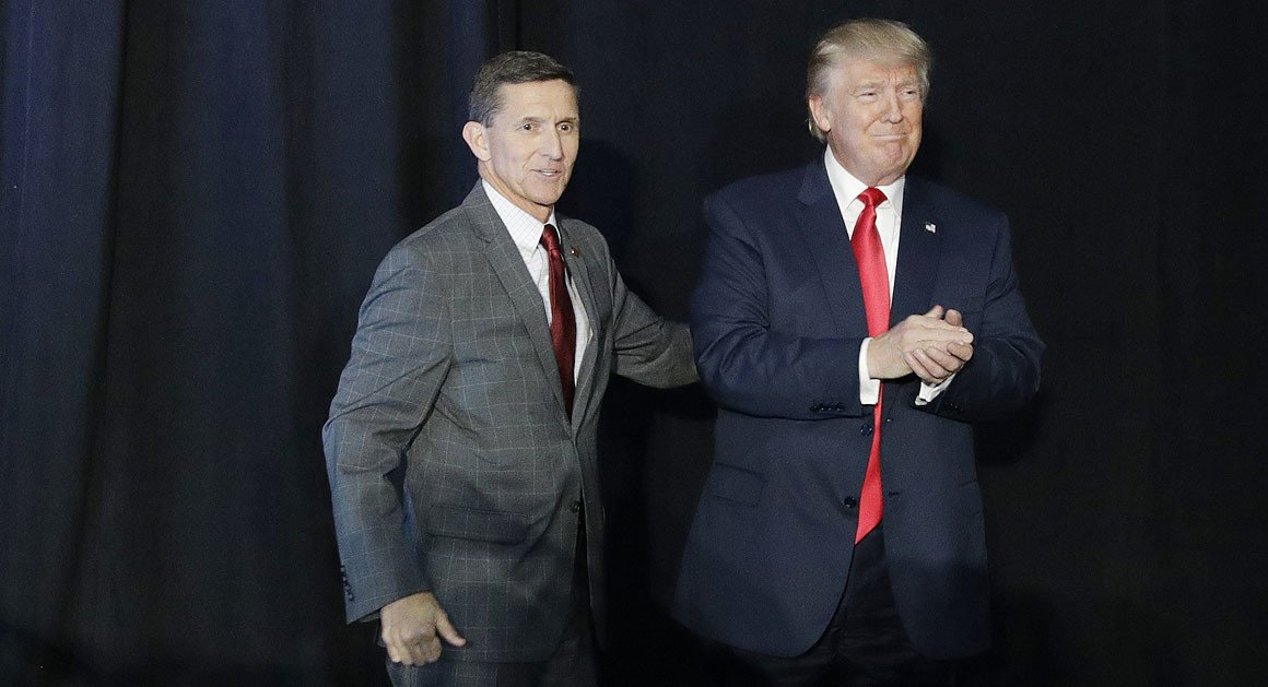EXCLUSIVE: Trump told aides firing Flynn was a mistake https://t.co/P019ei7Znw https://t.co/Sr4ymiBbPI