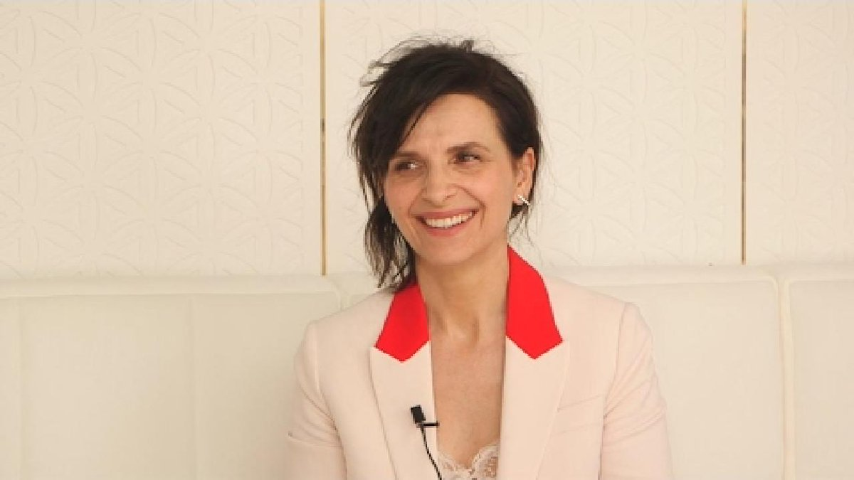 ?? Juliette Binoche on fame, Hollywood and her new film