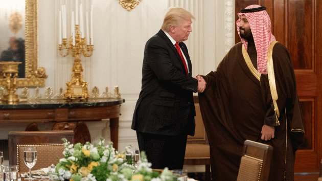 The (possibly illegal) art of a $100 billion Saudi arms deal