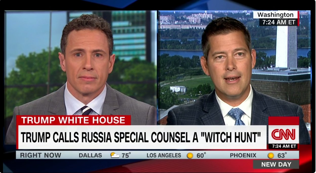 WATCH: GOP lawmaker clashes with CNN's Chris Cuomo over Trump/Russia investigation https://t.co/JUSqPz4VEB https://t.co/aNuH8Cv20Q