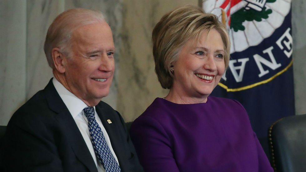 Biden on Clinton: 'I never thought she was a great candidate' https://t.co/Hvc478gJXe https://t.co/bcOGBXnUHi