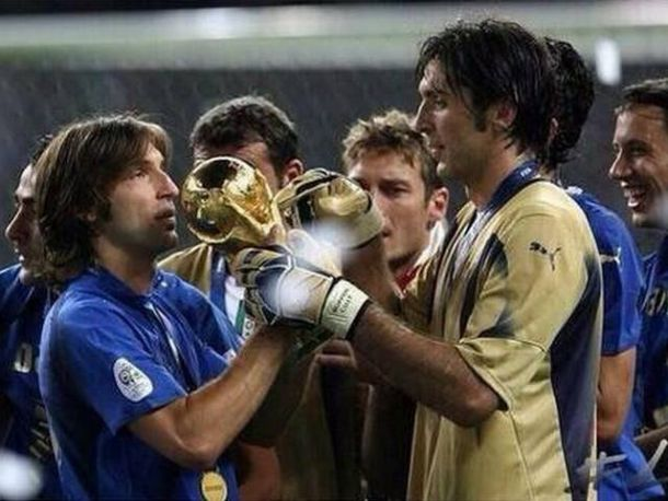 Happy birthday Andrea Pirlo!!   Campeón del Mundo con Italia en 2006