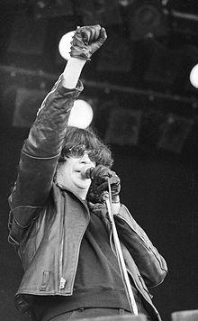 Happy 66th birthday, Joey Ramone!