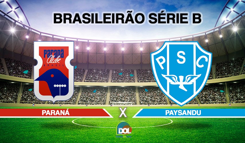 Paraná 0 x 0 Paysandu