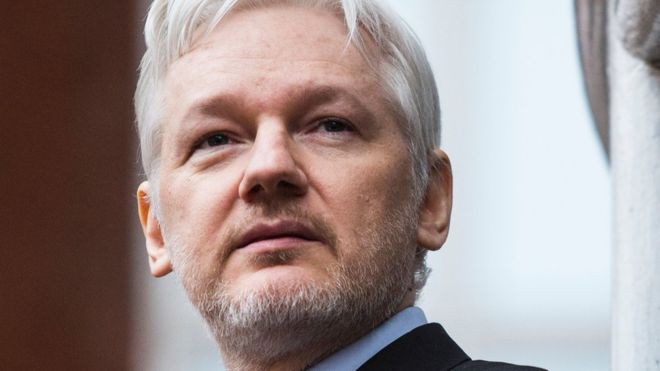 Wikileaks: says Sweden should've been more aggressive in Assange case