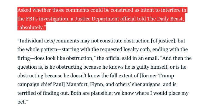 DOJ official to me: Trump's comments to Russians 'absolutely… looks like obstruction.' https://t.co/UltxWo8kxR https://t.co/eE6IQY8nmI