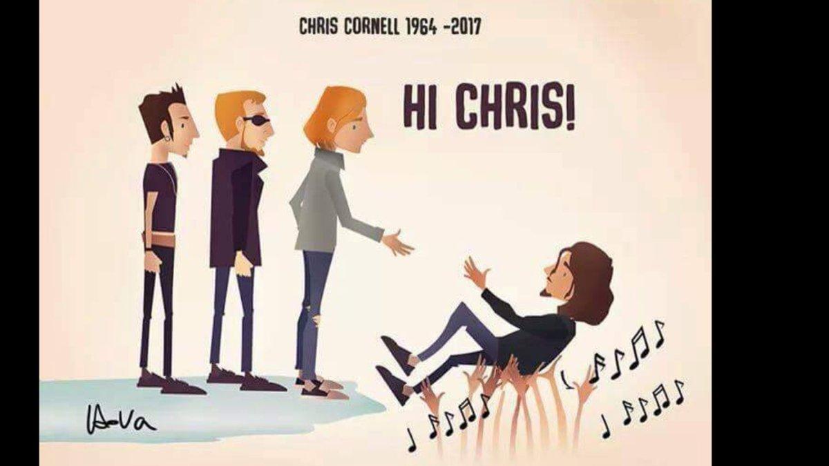 #ChrisCornell