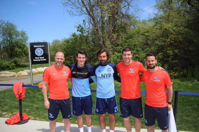 From all at i2i, we would like to wish star Andrea Pirlo a very Happy Birthday