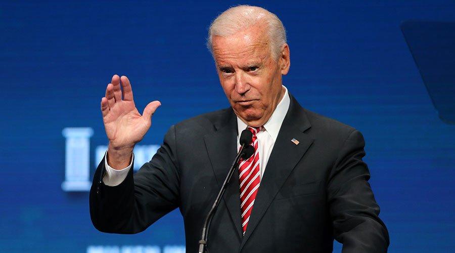 Biden throws shade at Hillary Clinton, stokes rumors of 2020 run for presidency
