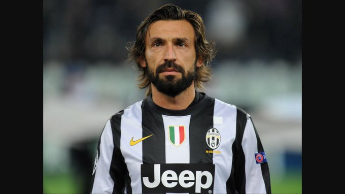 Happy Birthday to the Legend, Andrea Pirlo!