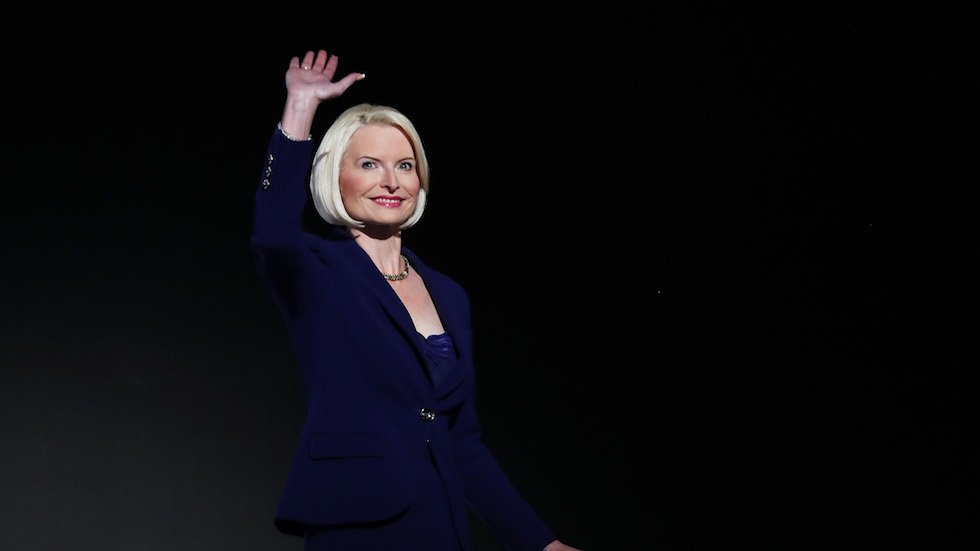 Trump nominates Callista Gingrich for ambassador to the Vatican https://t.co/xut3LfyI21 https://t.co/Gmmh48B4Ep