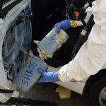 $6.8 million in Fentanyl and Ketamine found in secret car compartment