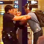 Australian who tussled with policemen at Changi Airport to remain in remand