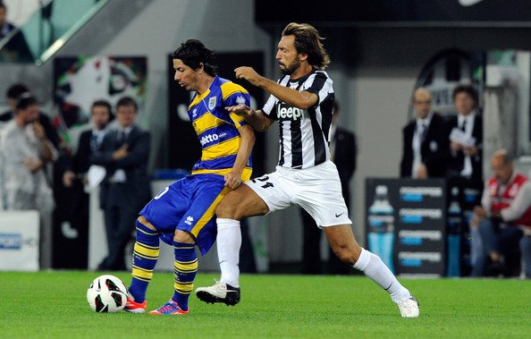 Happy birthday to Andrea Pirlo! One of the best, and also played against the best.