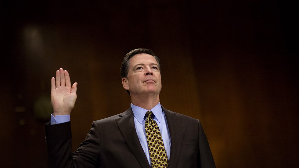 Comey agrees to testify in public before Senate Intelligence committee  https://t.co/3TyPIxuk00 https://t.co/79h6opfJdC