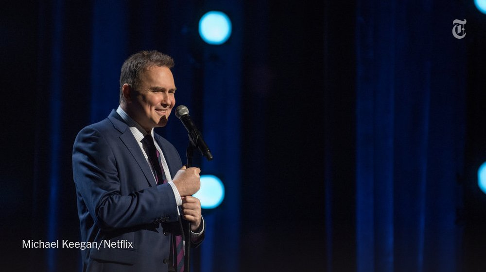 Why David Letterman and other comedians revere @normmacdonald https://t.co/4HrqFVTwdm https://t.co/gVRynx3Eyi