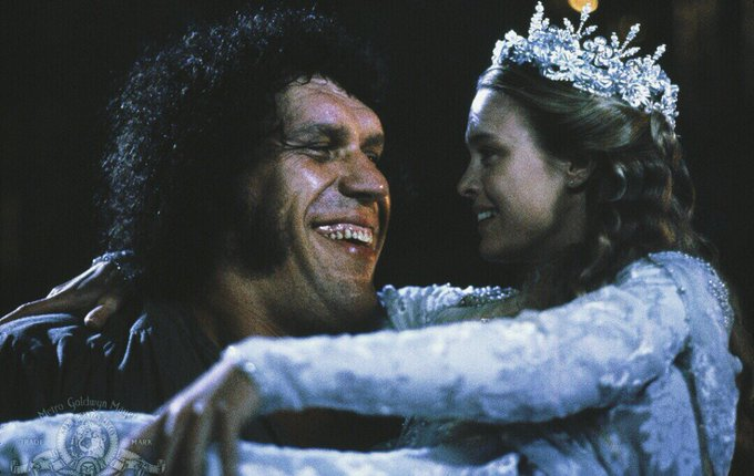 Happy Birthday today to Andre The Giant!