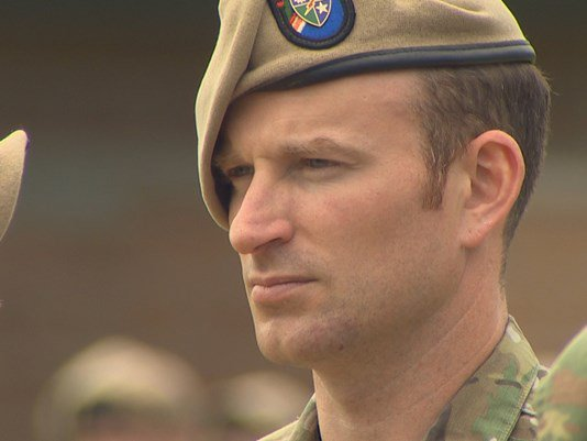 Army Ranger honored for saving 3 lives in Afghanistan
