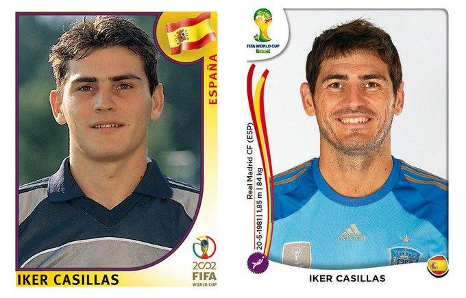 Happy Birthday to Iker CASILLAS