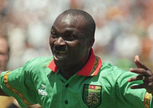 Happy 65th Birthday to former  Cameroonian striker & African legend Albert Roger Milla