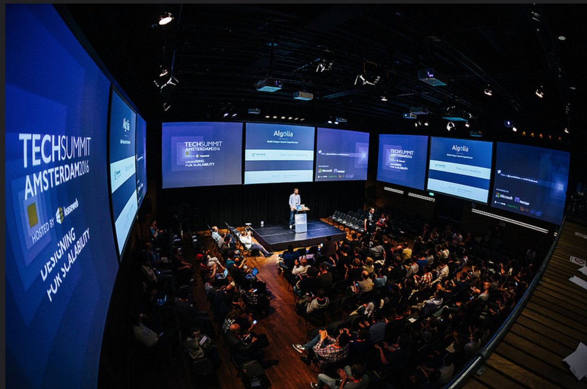 test Twitter Media - #TechSummitIO We are giving away one free ticket to the first 10 people to use the code I-CANT-WAIT-TO-BE-THERE! https://t.co/fnYYEhkC97 https://t.co/Oc4HTETpPN